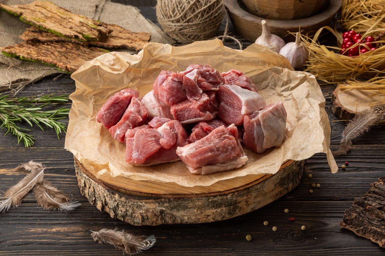 Мясо для зажарки